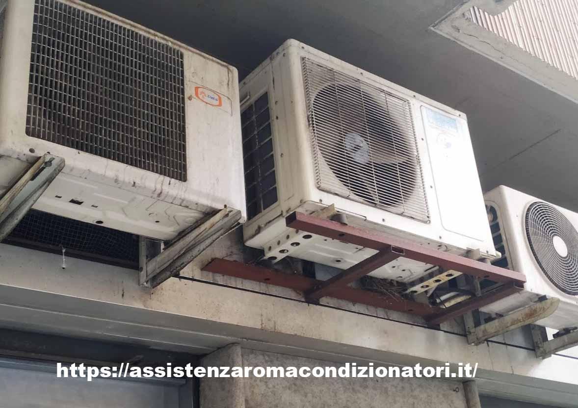 Come Montare Un Condizionatore installazione climatizzatore per negozio o ristorante